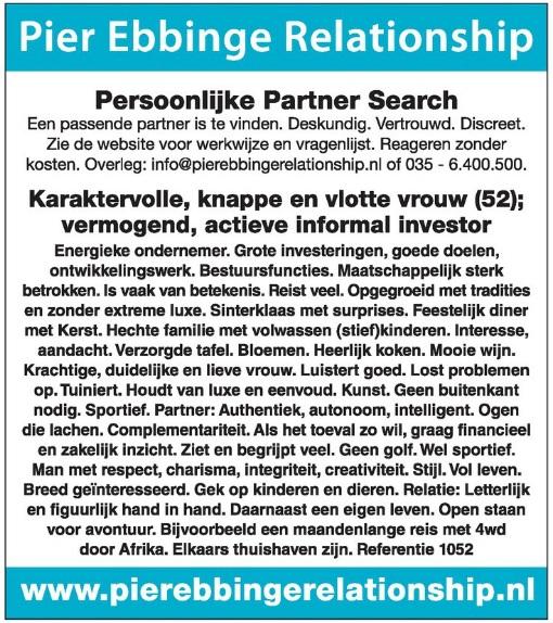 Persoonlijke Partner